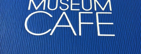 Museum Cafe is one of Lieux qui ont plu à Suzanne E.