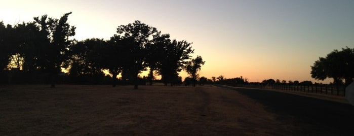 Gibson Ranch is one of RockMed Places!.