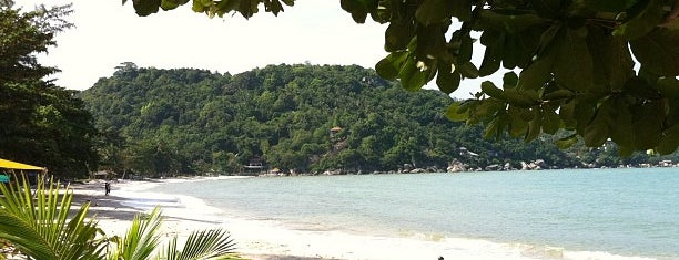 Thong Nai Pan Yai Beach is one of Orte, die Taco gefallen.
