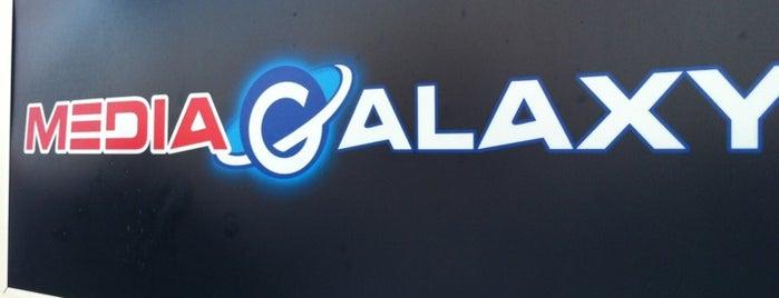Media Galaxy is one of Locais curtidos por Slysoft.
