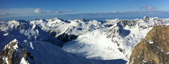 St. Anton am Arlberg is one of Best Ski Areas.
