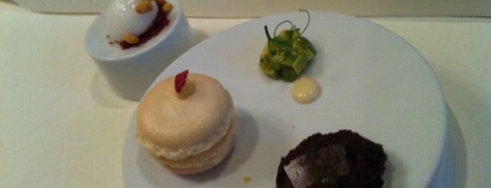 Restaurant La Vie is one of 3* Star* Restaurants*.