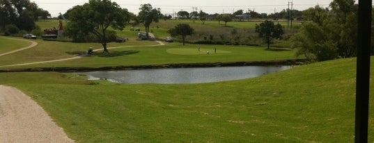 Morris Williams Golf Course is one of Hitting the Links.