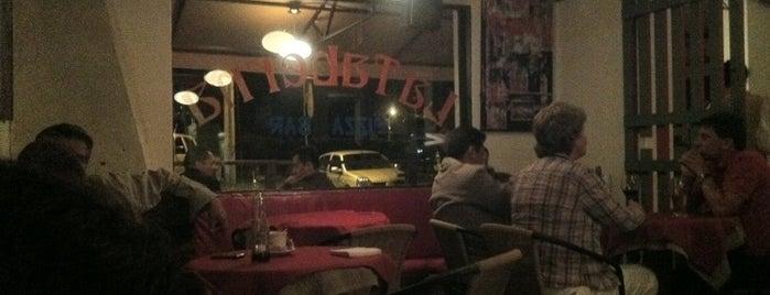 La Taberna Pizza Bar is one of Posti salvati di Federico.