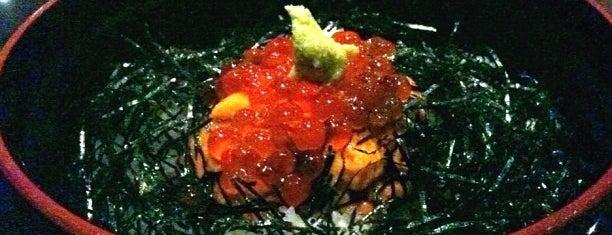 EN Japanese Brasserie is one of Sushi in my Belly.