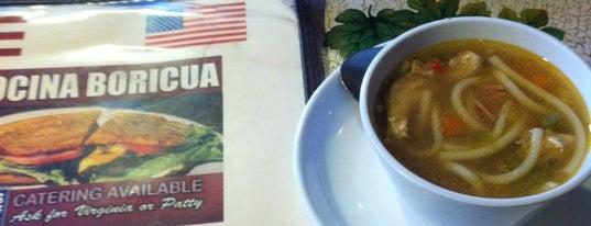 La Cocina Boricua is one of Stuff I Done Ate.