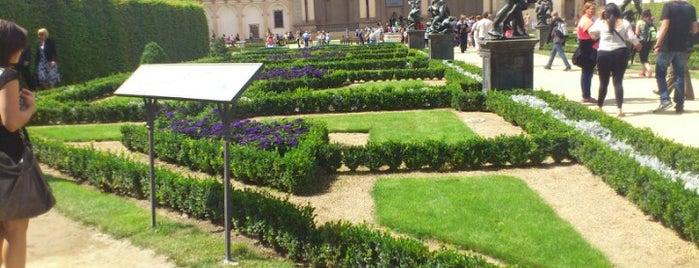 Giardini di Wallenstein is one of prague.