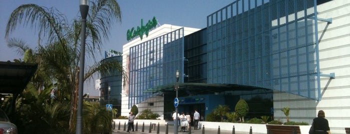 El Corte Inglés is one of Evgenyさんのお気に入りスポット.