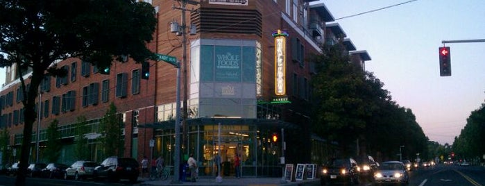 Whole Foods Market is one of Portland, OR.