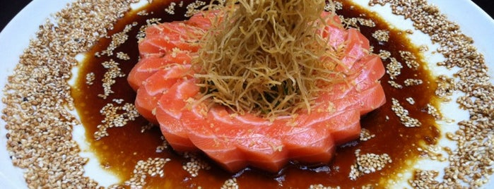 JAM - Japanese Food, Arts & Music is one of SP: Restaurantes.