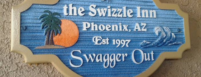 Swizzle Inn is one of Bars Phx.