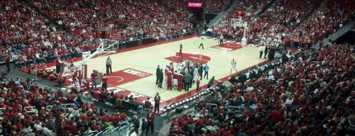 The Kohl Center is one of Great Sport Locations Across United States.