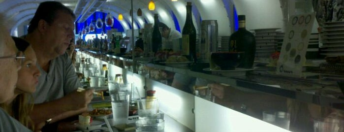 Sakana-Ya Sushi Bar is one of So, You're Stuck In Syracuse..