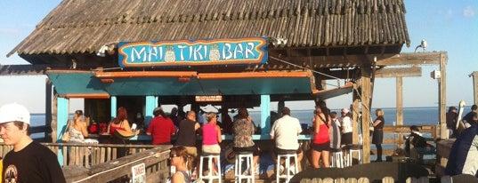 Mai Tiki Bar is one of Favorite Nightlife Spots.