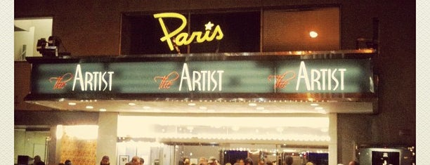 Paris Theatre is one of To Do.