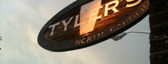 Tyler's Restaurant & Taproom is one of USA - Chapel Hill - Restaurants/Food.