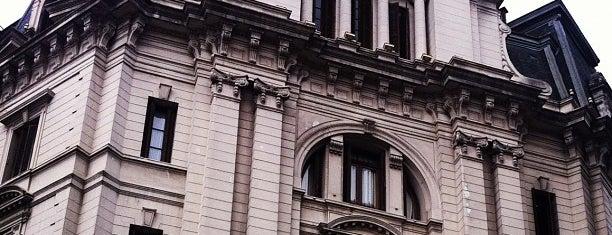 Palacio de Gobierno de la Ciudad Autónoma de Buenos Aires is one of Capital Federal (AR).