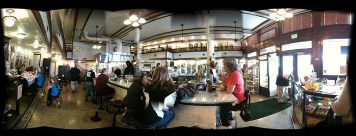 Star Drug Store is one of Best Galveston Restaurants.