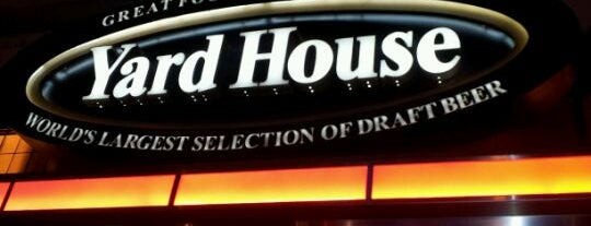 Yard House is one of beer.