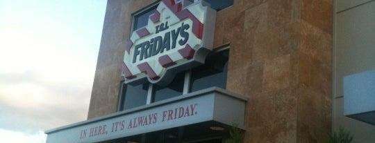 TGI Fridays is one of Georgia, GA USA.