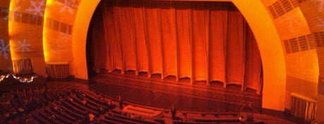 Radio City Music Hall is one of NYC to do.