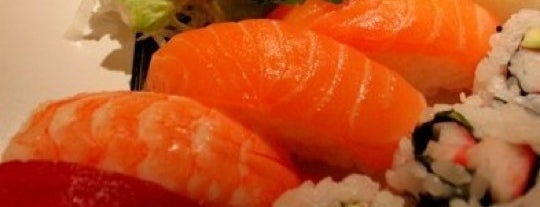 Mr Sushi is one of La mia Firenze.