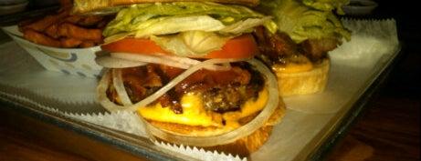 Kraze Burgers is one of Good food.