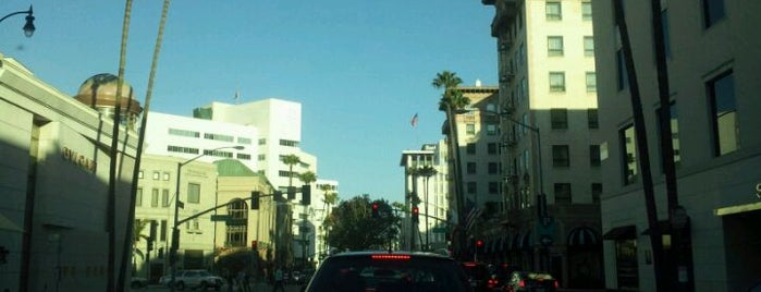 Beverly Hills is one of Living in LA for a year.