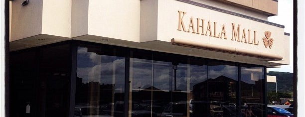 Kahala Mall is one of Oahu: The Gathering Place.