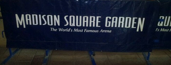 Madison Square Garden is one of Must-visit Arts & Entertainment in New York.