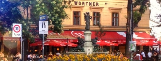 Café Wortner is one of Wien.