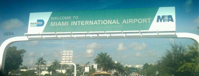 Международный аэропорт Майами (MIA) is one of Airports I've flown thru.