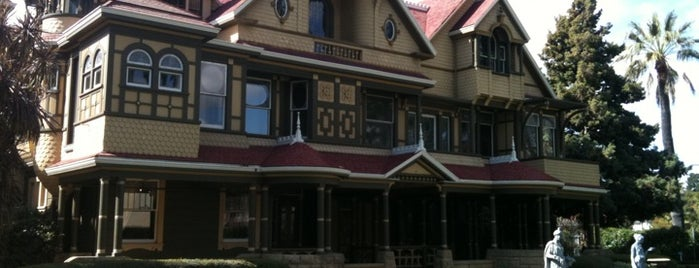 Winchester Mystery House is one of My BEST of the BEST!.