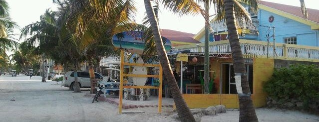 Wayo's Beachside Beernet is one of Belize.