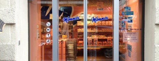 Manner Store is one of Vienna.