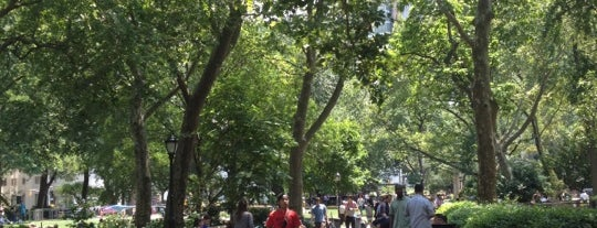 Madison Square Park is one of All-time favorites in United States (Part 1).