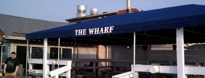 The Wharf is one of Been there done that.