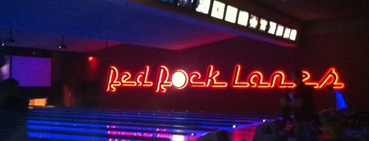 Red Rock Lanes is one of Vegas to do.