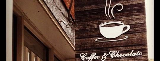 Coffee & Chocolate is one of Sarah 님이 저장한 장소.
