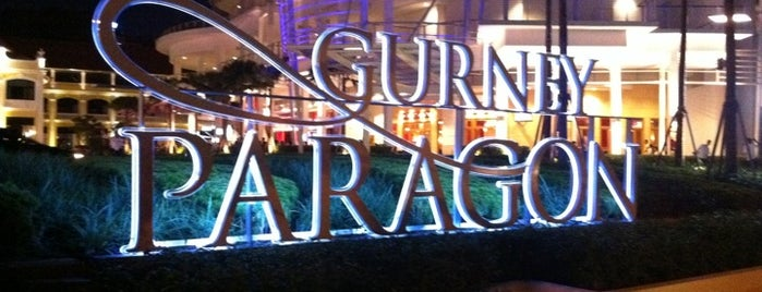 Gurney Paragon is one of Penang.