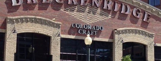 Breckenridge Colorado Craft is one of Colorado Breweries.