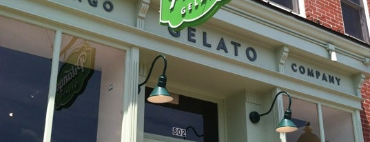 Pitango Gelato is one of Baltimore Goodies.