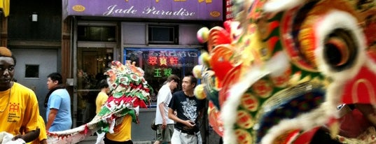 Chinatown is one of NYC Must See!.