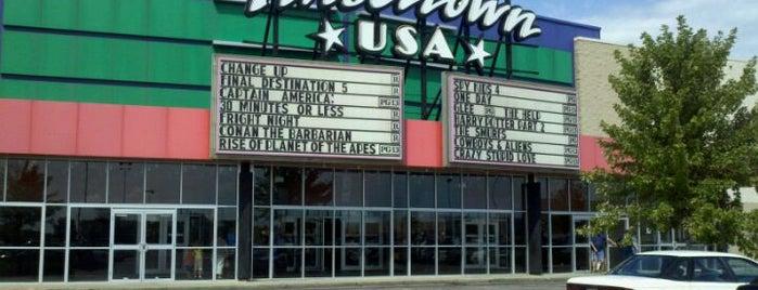 Cinemark is one of Jeffrey : понравившиеся места.