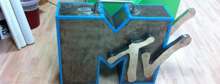 MTV is one of Posti che sono piaciuti a Manos.