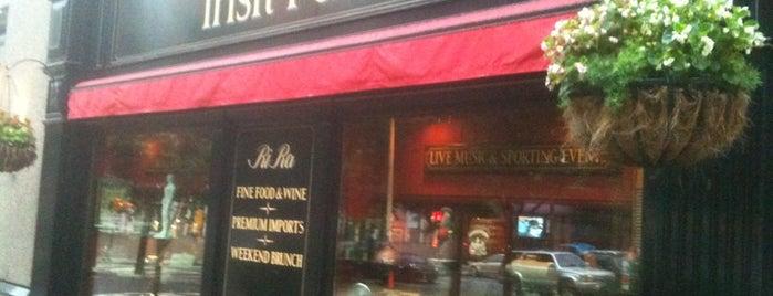 Rí Rá Irish Pub is one of Da Spot's.
