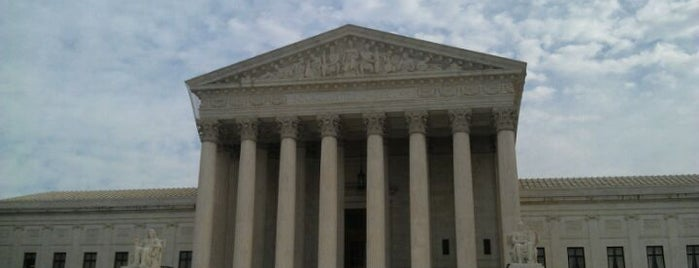 Supreme Court of the United States is one of Capitol Hill Essentials.