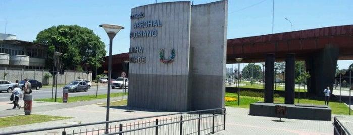 Estação Tubo Marechal Floriano Peixoto is one of Meus Lugares.