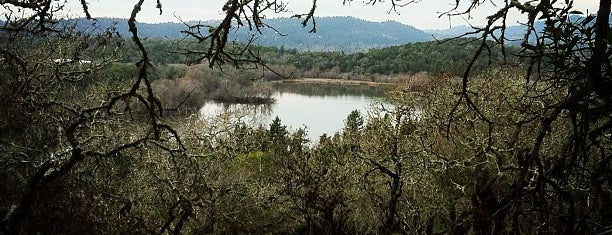 Annadel State Park is one of Beyond the Peninsula.