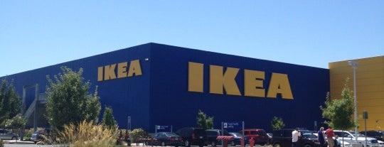 IKEA is one of fishka: сохраненные места.